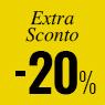 Promozione Grandi Marchi -20% - Per te un esclusivo Extra Sconto 20%
