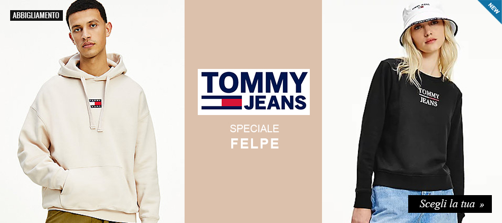 Speciale Felpe Tommy Jeans