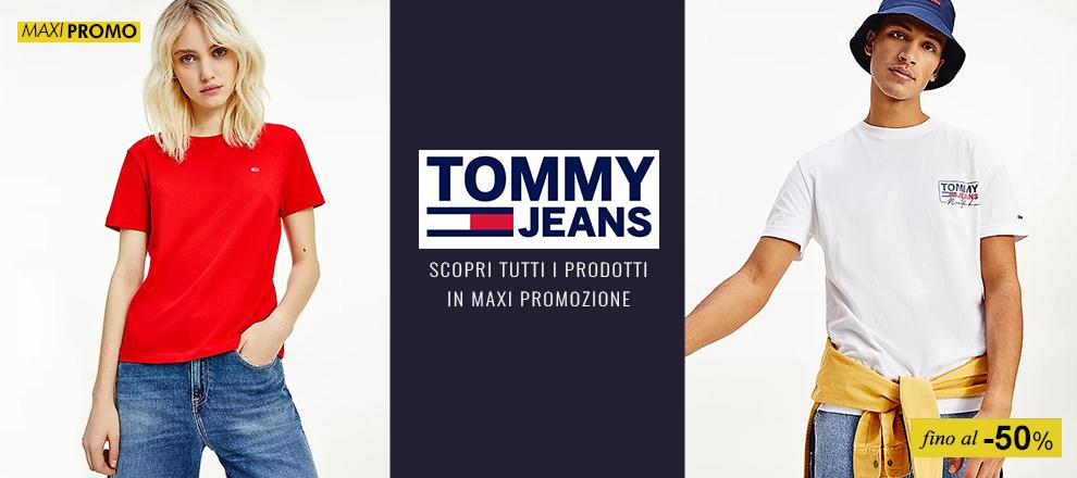 Maxi Promo Tommy Hilfiger