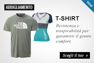 T-shirt Montagna