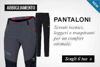 Pantaloni Montagna