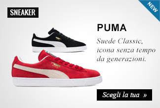Sneaker Puma Suede'