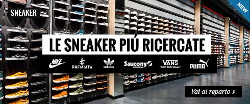 Novità sneaker