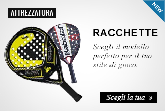 Racchette Padel