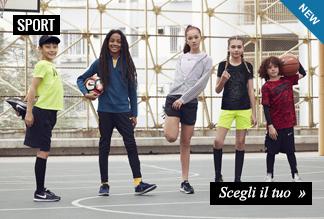 Collezione Sport Bambino
