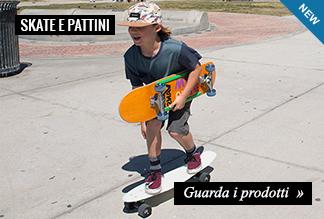 Speciale skateboard e pattini