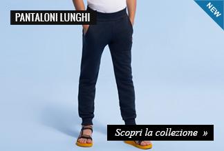 Pantaloni lunghi Bambino