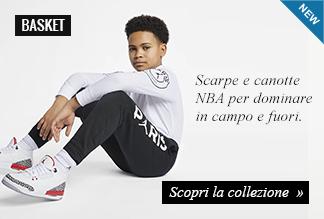 Nuova Collezione basket Bambino