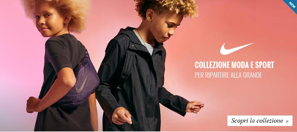 Nuova Collezione Nike Bambino