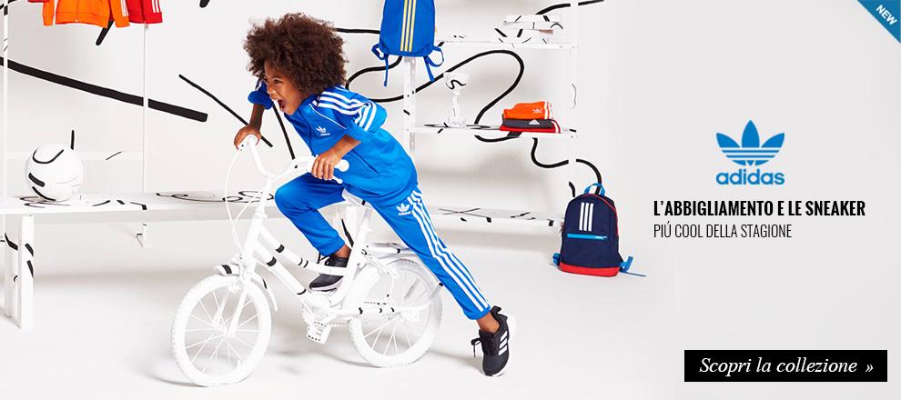 Nuova Collezione Adidas Originals Bambino
