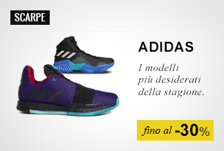 Scarpe Basket Adidas fino al - 30%