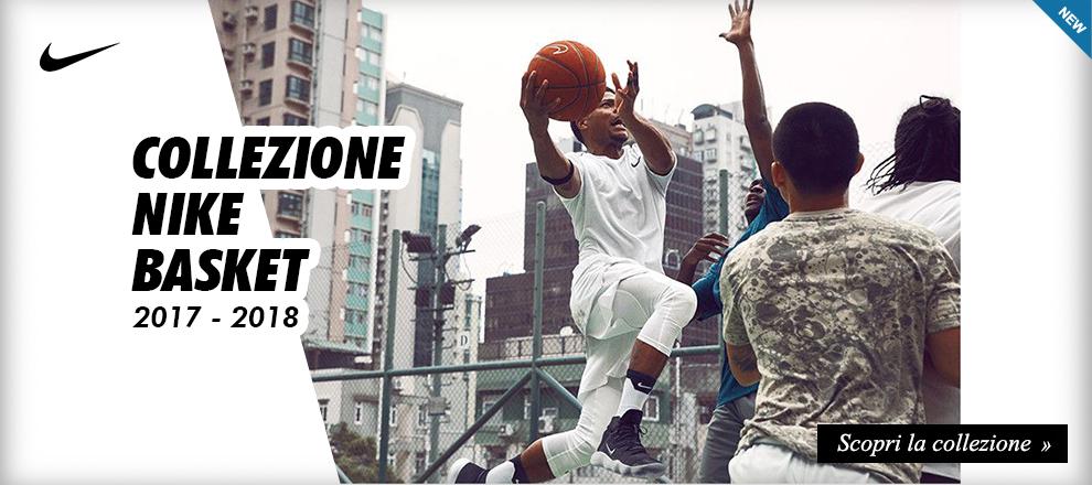 Novità basket Nike