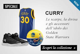 Speciale collezione Stephen Curry