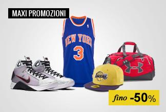 Maxi Promozioni Basket