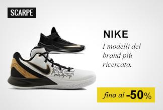 Scarpe Basket Nike fino al -50%