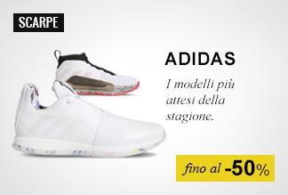best sneakers 4c19b de5df Scarpe Basket Adidas fino al -50%