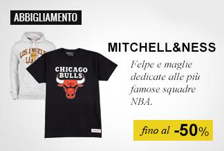 Abbigliamento Mitchell&Ness
