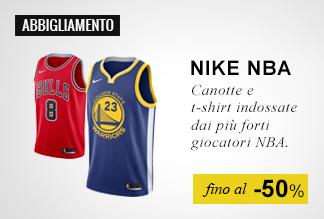 Abbigliamento Nike NBA fino al - 50%