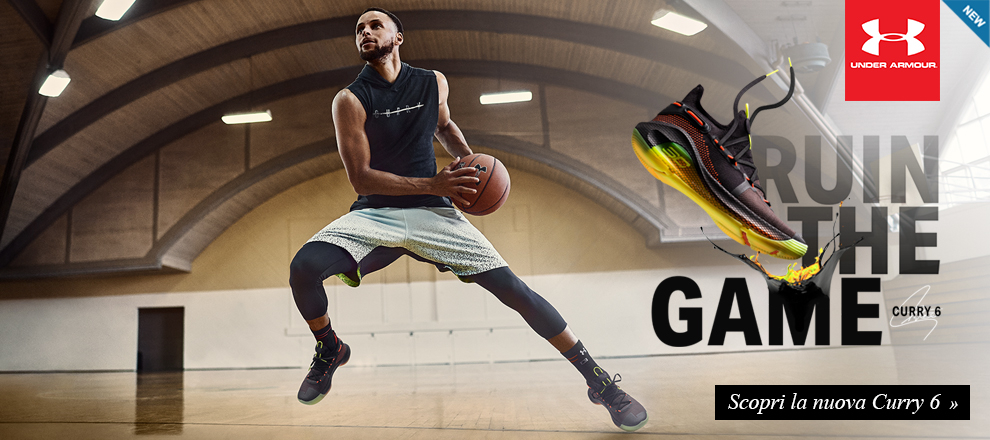 Scarpe basket Under Armour Curry 6