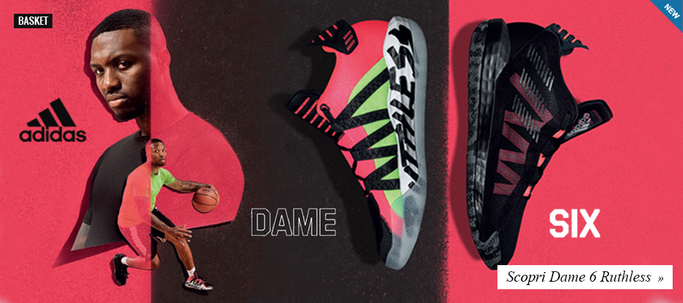 Adidas Dame 6 Ruthless