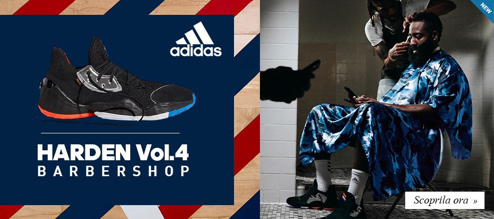 Adidas Harden Vol.4 - Barbershop
