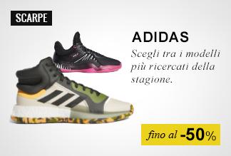 Scarpe Adidas fino al -50%