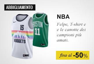 Abbigliamento Nike NBA fino al -50%