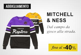 Abbigliamento mITCHELL & nESS -20%