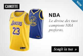 Abbigliamento NBA