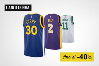 Canotte NBA Nike fino al -40%