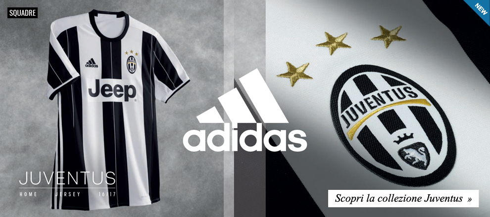 Nuova Maglia Juventus 2016/2017