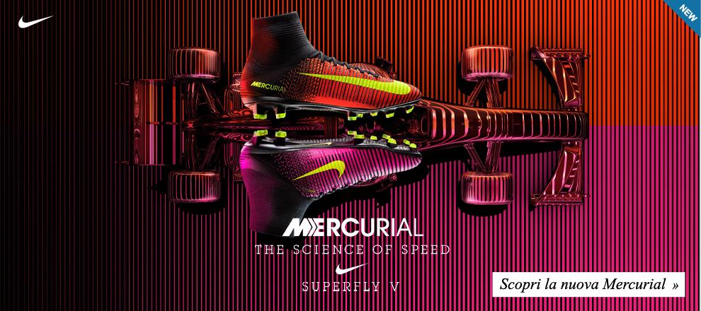 Nuova Nike Mercurial Superfly