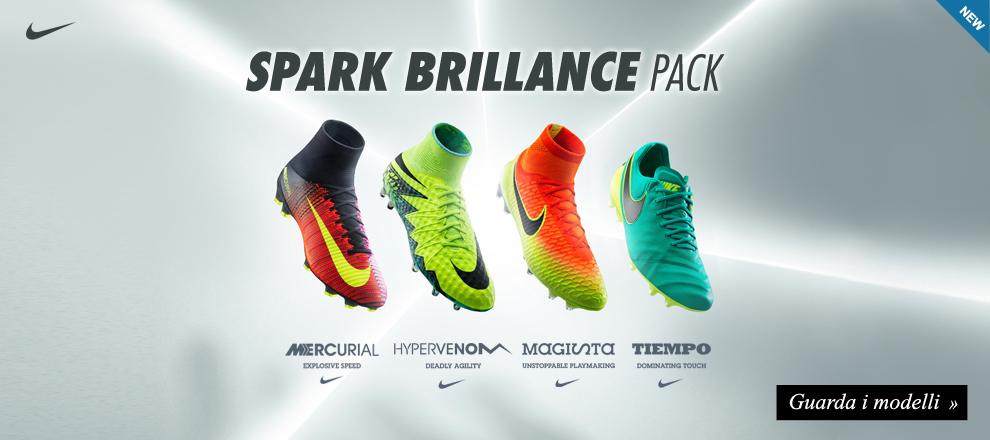 Speciale Euro 2016 - Nuova collezione Nike Spark Brillance