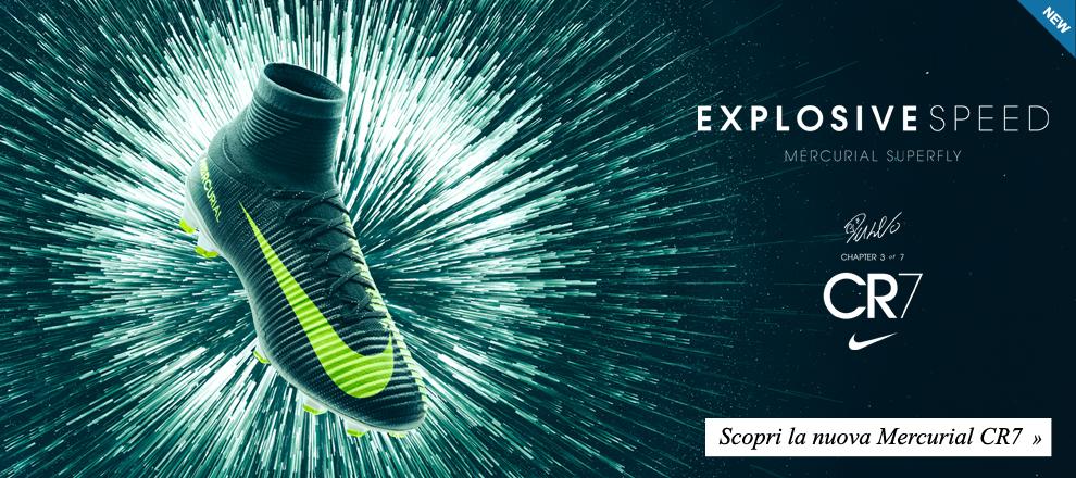 Nuova Nike CR7