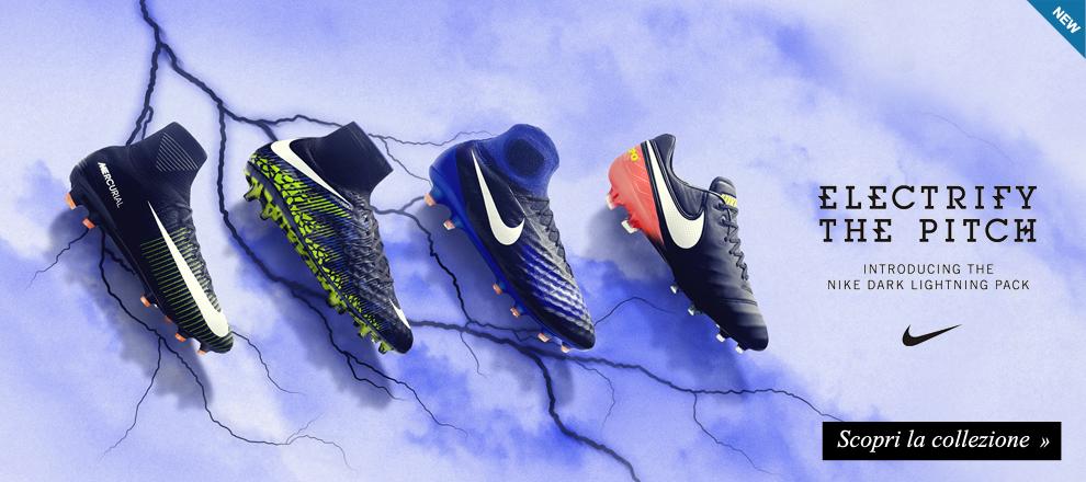 Nuova collezione Nike Dark Lighting Pack