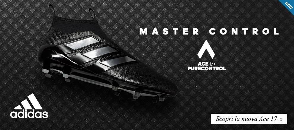 Nuova Adidas Ace Black Classic