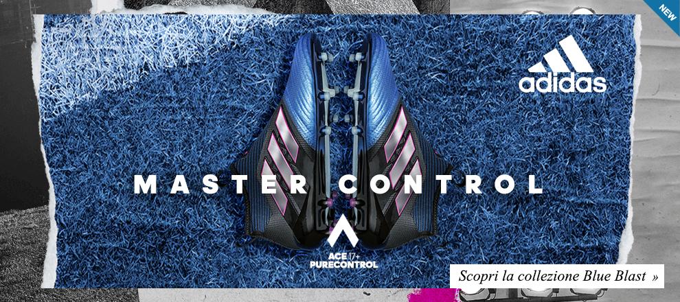Nuova collezione scarpe calcio adidas Blue Blast