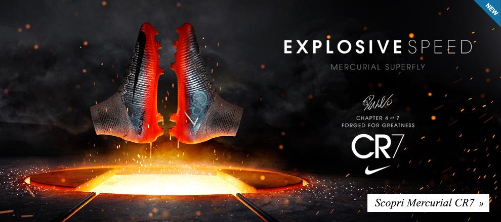 Nuova collezione Nike CR7