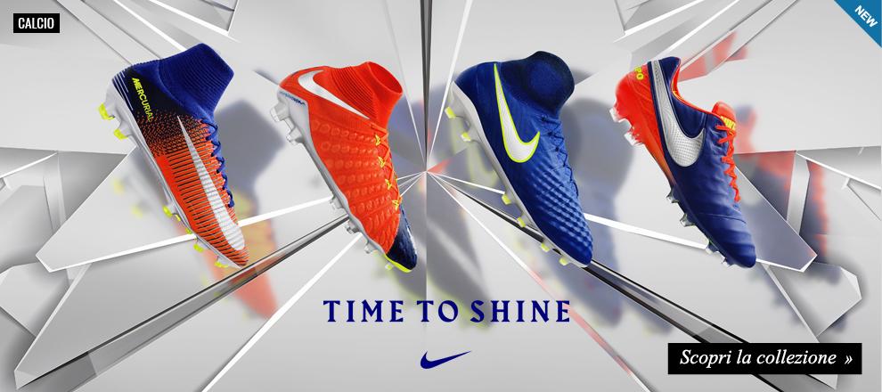Nuova collezione scarpe calcio Nike