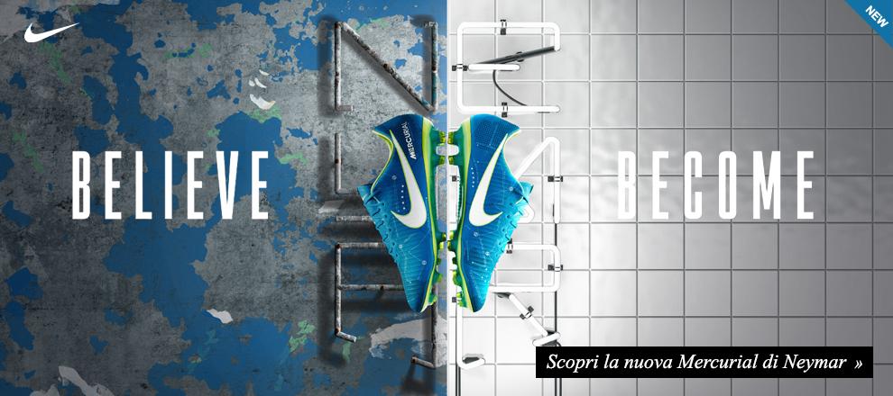 Nuova scarpa calcio Neymar