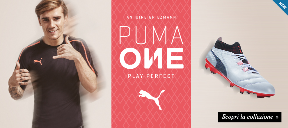 Nuova collezione scarpe calcio Puma