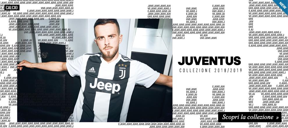 Nuova collezione Juventus 2018/2019