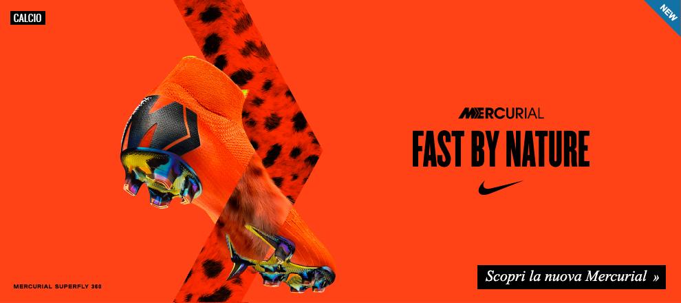Nuova scarpa calcio Nike Mercurial