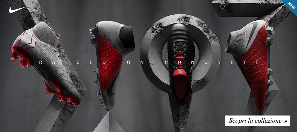 Scorpi la nuova collezione Nike Reised On Concrete