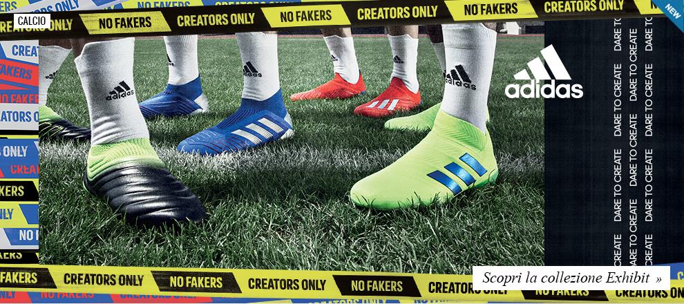 Scopri la nuova collezione di scarpe calcio adidas Exhibit Pack