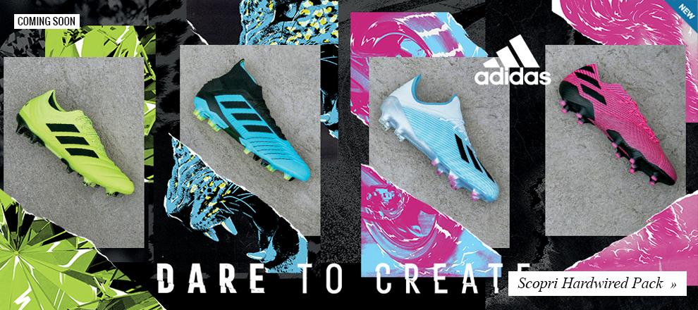 Scopri Adidas Hardwire Pack