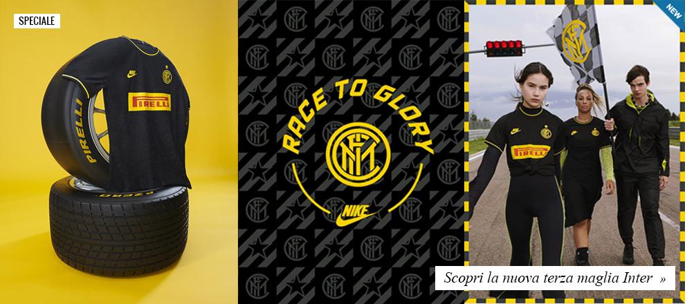 Nuova terza maglia Inter