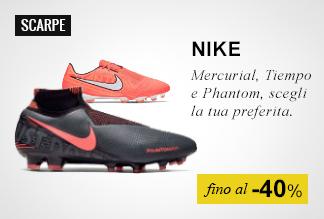Scarpe calcio Nike fino -40%