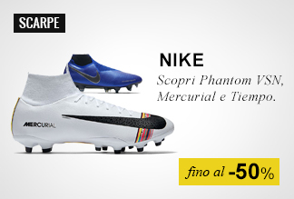 Scarpe Calcio Nike fino al -50%