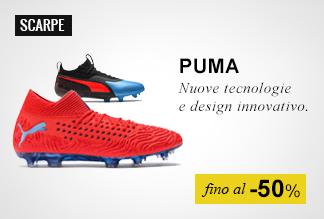 Scarpe Calcio Puma fino al -50%